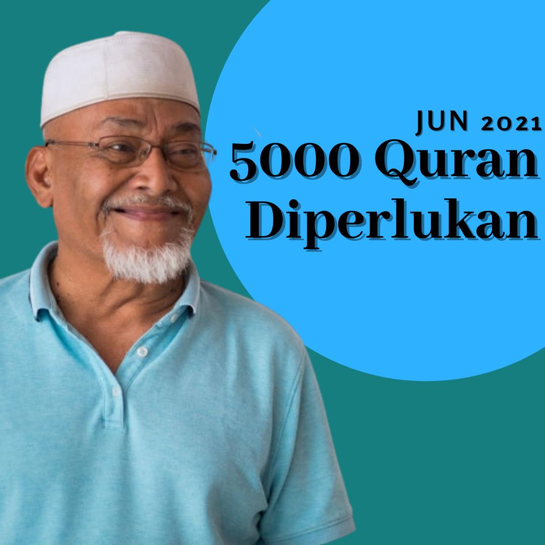 wakaf al quran di malaysia